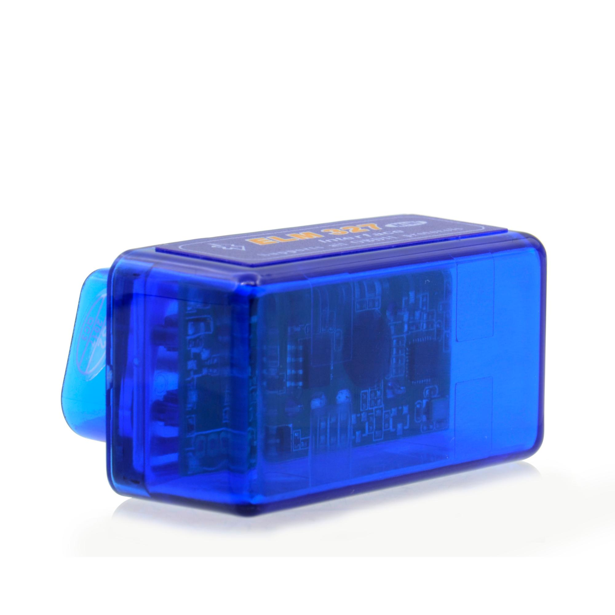 Mini ELM327 Auto Scanner OLMO 327 Bluetooth OBD2 per Android Torque OBDII V2.1 Veicolo Scan Strumento Diagnostico Dell'automobile
