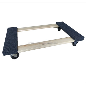 Wooden Platform Dolly Wooden Furniture Dolly Buy Wooden Platform