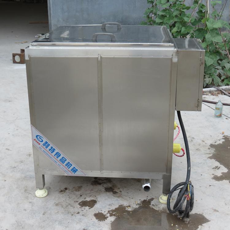 Pasteurization box