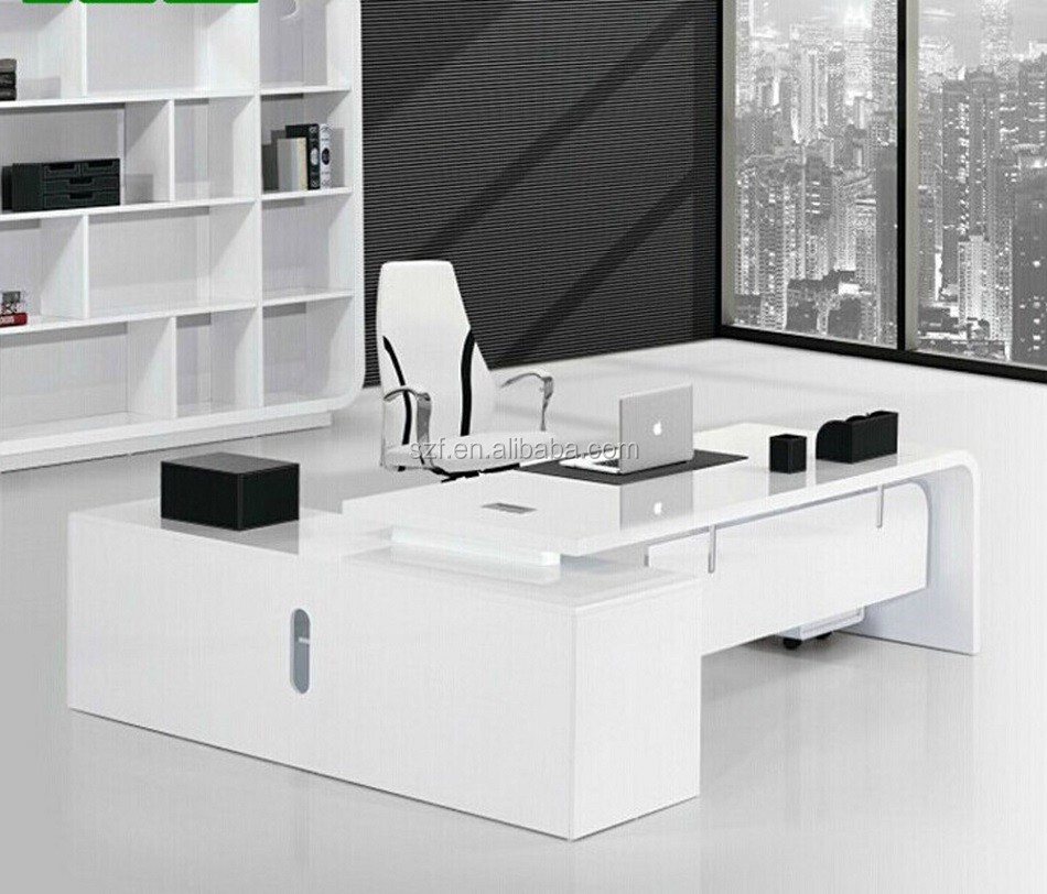 Black Office Furniture Sets