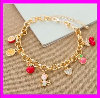 Jd496 Special Style Gold Fancy Jewelry S Beautiful Bracelet