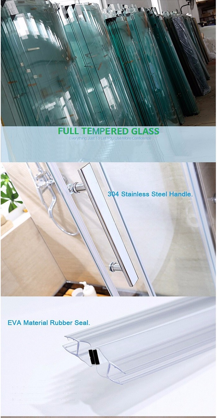 bath tub shower enclosure made in china
