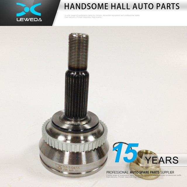 Cv Joint Replacement Cost >> Reliable Quality Outer Cv Joint Replacement Cost To 1 047a For Toyota Corolla Altis Year 2001 26out 58mm 24in 48t Buy Cv Joint Replacement Cv Joint