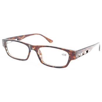 fbce4777ef4d Fashion CE FDA PC injection pharmacy readers metal hinge reading eyeglasses  reading glasses