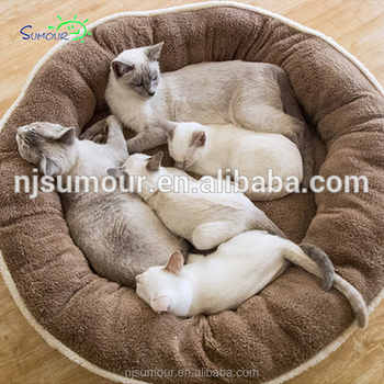 Oversized Bed Huge Cave Double Vage Pet Products Accessories Cat Sofa