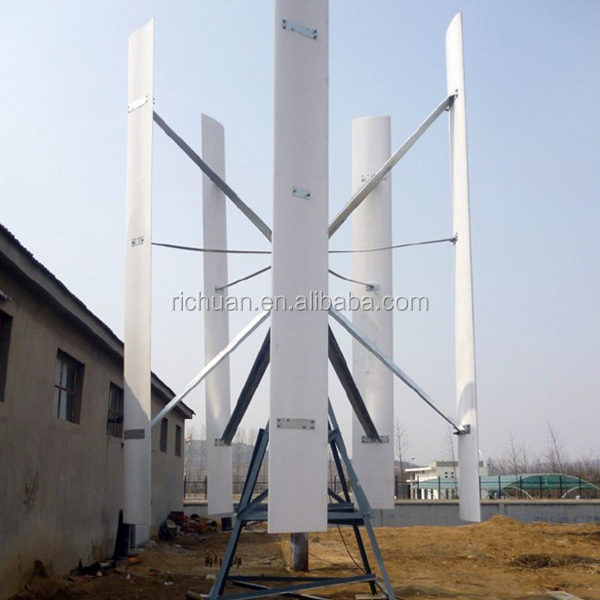 Small Wind Turbine For Home Use Part - 43: 10kw Wind Turbines Prices,electric Generating Windmills For Sale,small  Windmill Generator Home Use