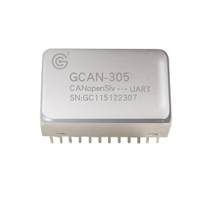 DS 301V4.02, DS 303-3 interface Embedded 12~24V CANopen slave station converting serial interface communication device