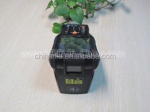 Portable Computer RFID Data Logger UHF Active RFID Reader with Ultra Screen for Asset Tracking