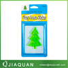 tree shape gel air freshener,glazy aroma sticker , can be customized