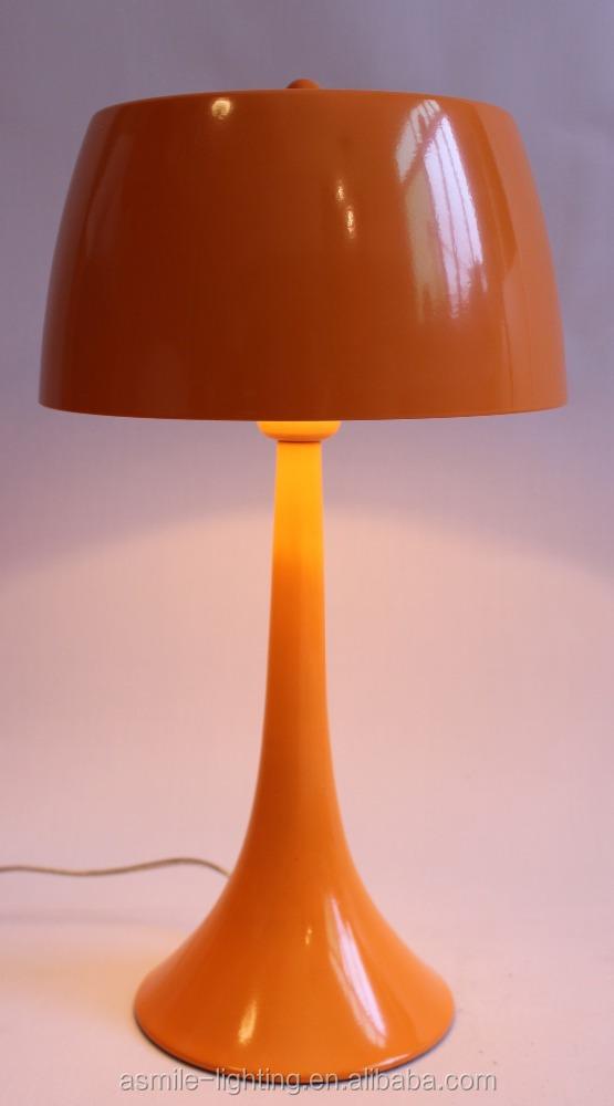 Top Selling Cute Orange Desk Lamp,Electric Power Source,E27 40w ...