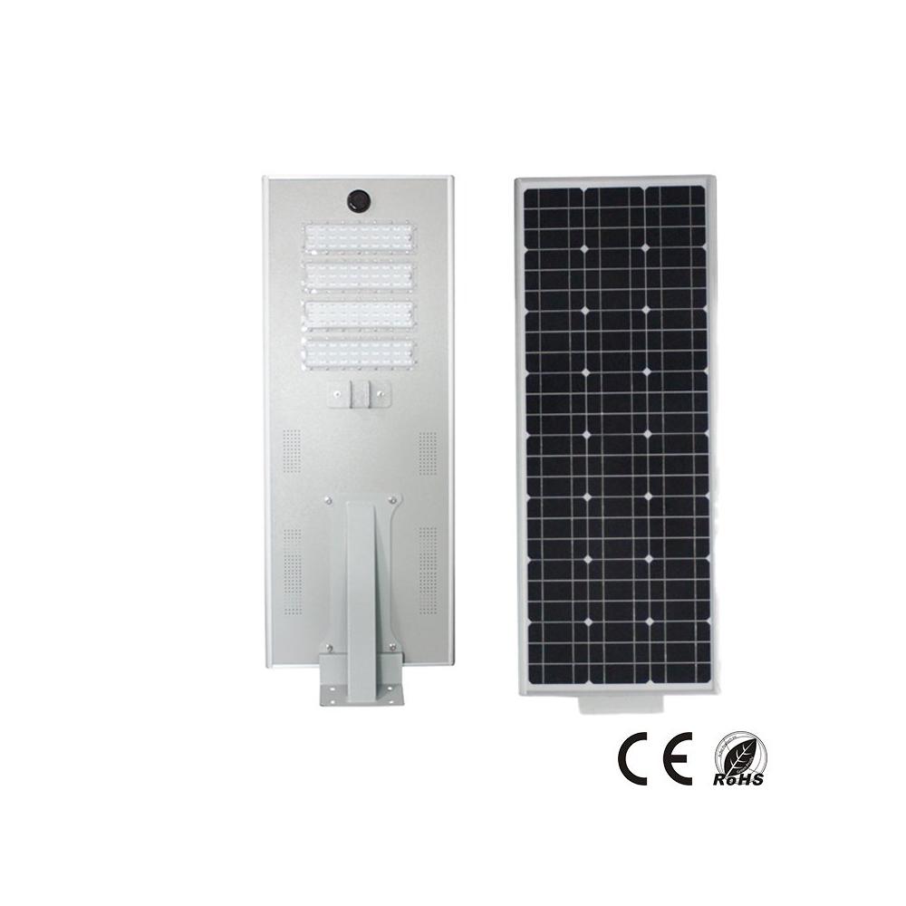 2018 New 60W 80W Solar Street Light Outdoor Solar Power LED Light for Street Road