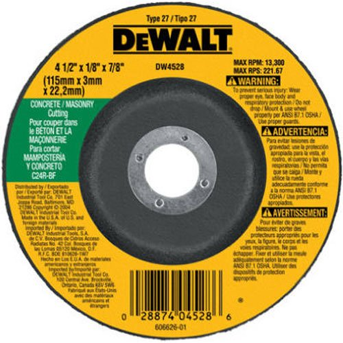 DISSTON COMPANY 767183 MM 14x1//8x1 MAS Wheel