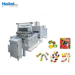 Professional Colorful Small Scale Gummy Soft Candy Making Machine
