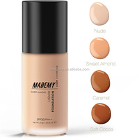 Professional Quality Sheer Matte Liquid Foundation with SPF 50 Crafted in Korea