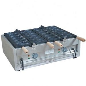 CE Certification Fish Cake Making/Electric Fish Shape Waffle Maker /Excellent Electric Fish Shaped Waffle Machine