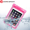 2016 wholesale pvc waterproof bag for android tablet,waterproof tablet pc for ipad mini case