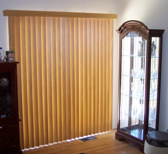 Yilian Hot Sale Colored Vertical Blinds/Vertical Blind Fabric
