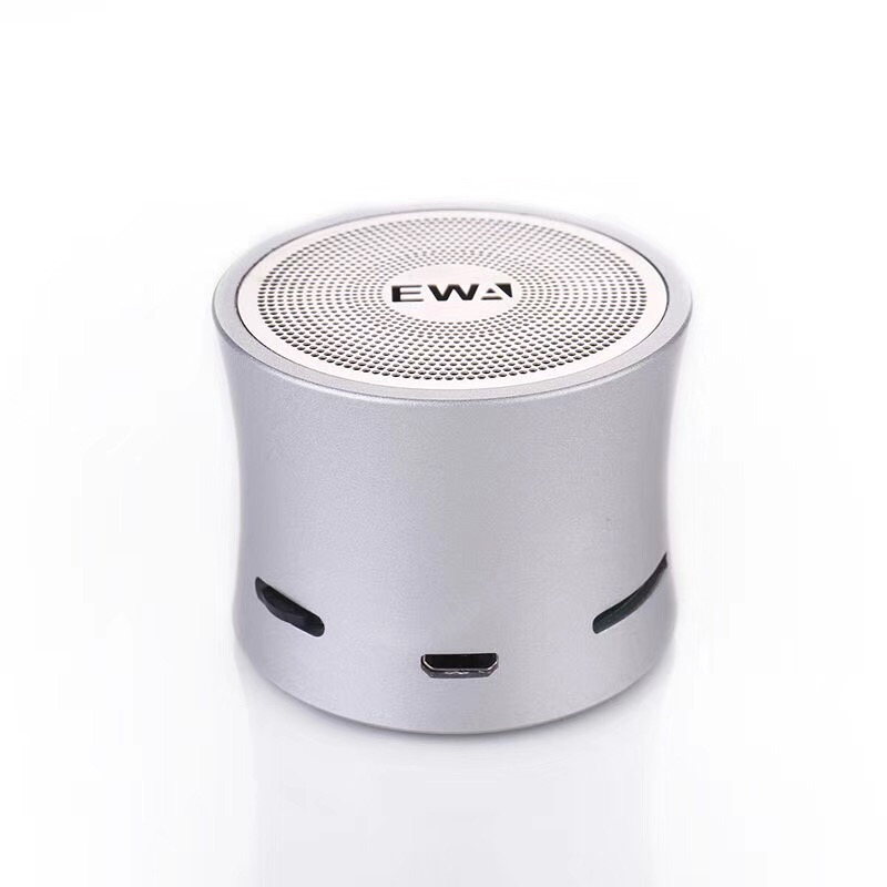 EWA A104 speaker bluetooth super bass netto metalen mini stereo speaker met hoge kwaliteit