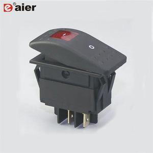 12V LED IP67 Daystar Boat/ Marine Rocker Switch