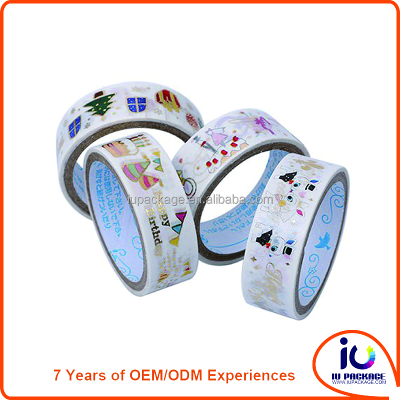 Round colorful printing baby monthly cartoon label sticker manufacturer