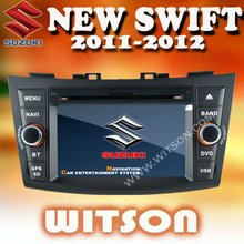 WITSON SUZUKI SWIFT 2012 CAR VIDEO GPS PLAYER with SD card for Music and Movie