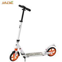 2018 High quality kick scooter for adult Foldable scooter for sale from Jade