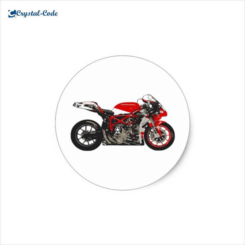 Racing Motorcycle Sticker Design Racing Motorcycle Sticker Design