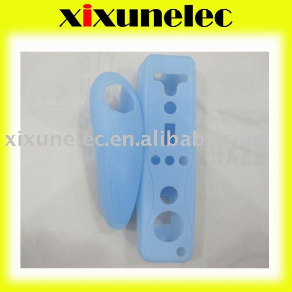 For Wii Remote Nunchuck Controller skin cover