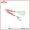 Modern home essentials kitchen accesories 2 pcs white melamine plastic cooking tool