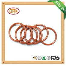 red good eolongation silicone o ring bracelet