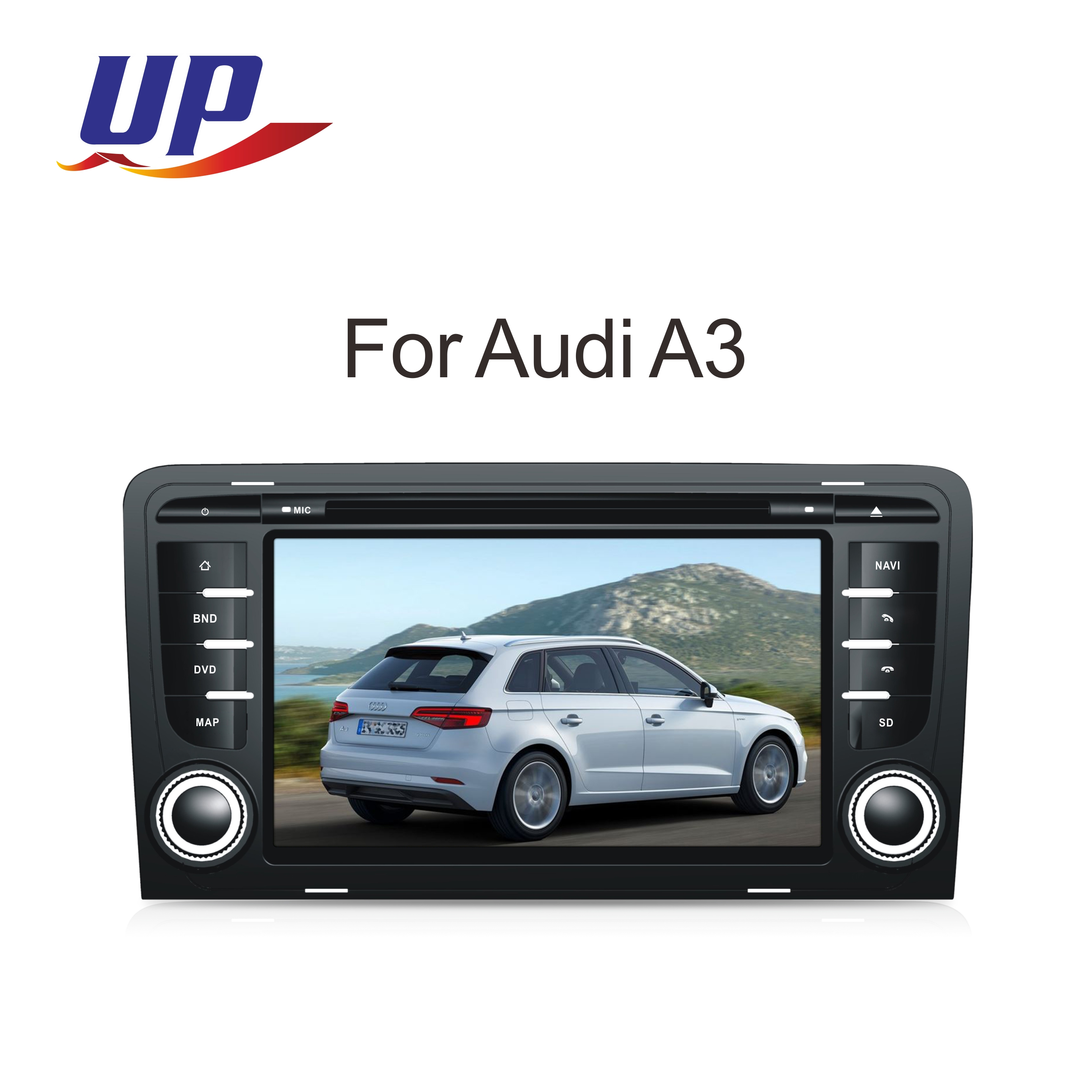 Rockchip Px5 Android 8 1 Car Dvd Player With Gps Bluetooth Phone Link For  Audi A3 / S3 / Rs3 - Buy Car Dvd For Audi A3,Car Dvd Multimidia For Audi