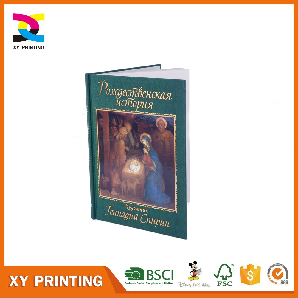 cheap thick hardcover book printing