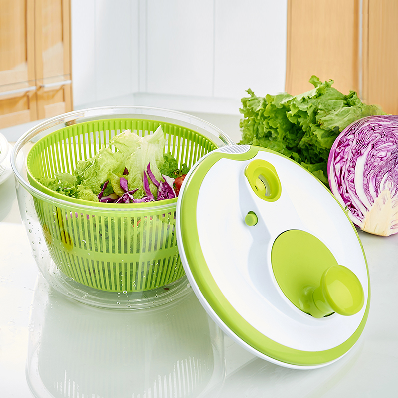 Food Grade Easy Use green Salad Spinner And washer chopper