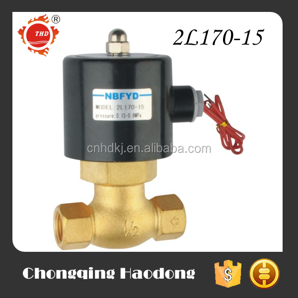 Good Pneumatic & Hydraulic Water Heater Solenoid Valve