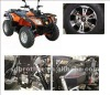 500CC ATV, EEC/EPA 4 x 4, water cooled farm utility ATV/quad