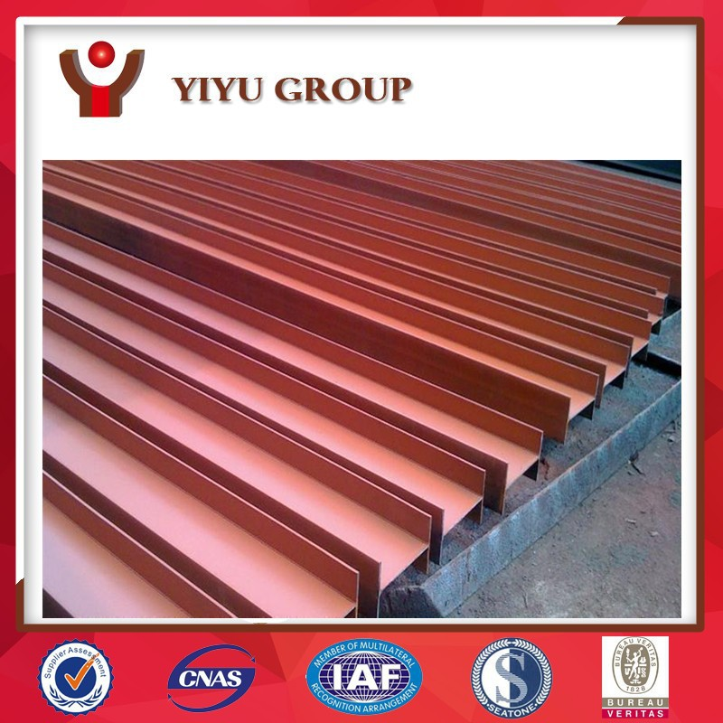 Used in any weather steel H bar truss girder