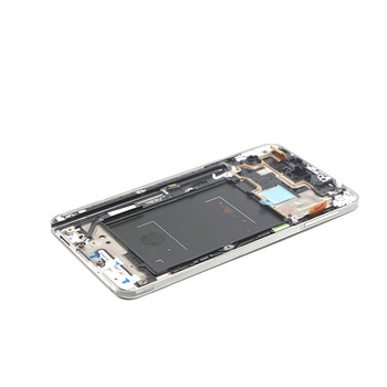 Mobile LCD Screen For Samsung Galaxy Note 3 N900 N9005 N900A N900P N900T LCD Screen Digitizer Frame Assembly