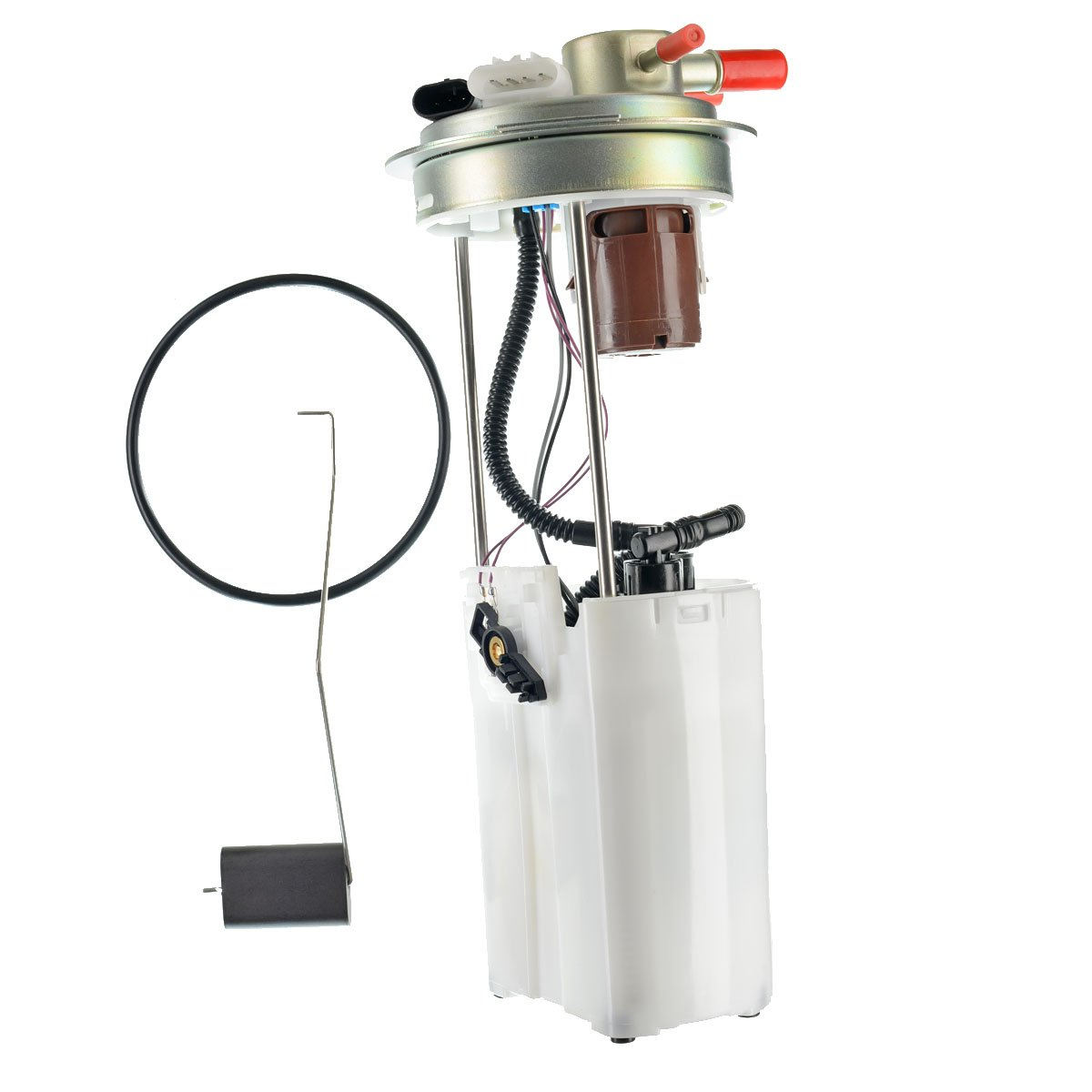 "A-Premium Electric Fuel Pump Module Assembly for Chevrolet Silverado 1500 GMC Sierra 1500 2500 HD 2004-2006 Classic 2007 standard or extended cab 78.0"" Bed"
