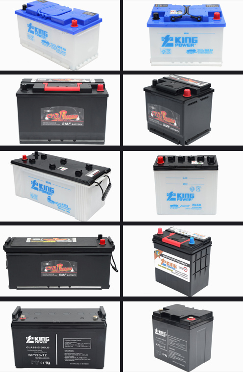 Ricambi auto batterie per autoveicoli din85mf( 58515mf) king power