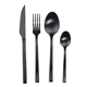 High Quality Matte Black Color 18/0 Stainless Steel Cutlery Sets,Flatware,Tableware