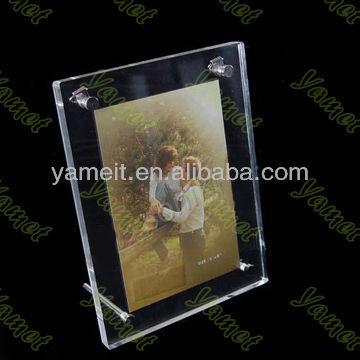4x4 Acrylic Magnetic Photo Frames, 4x4 Acrylic Magnetic Photo Frames ...