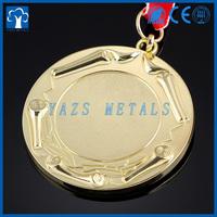 custom metal blank souvenir running winner zinc alloy medal