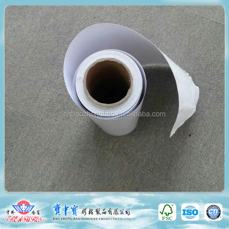 Waterproof Glassine Paper of PP Synthetic Paper
