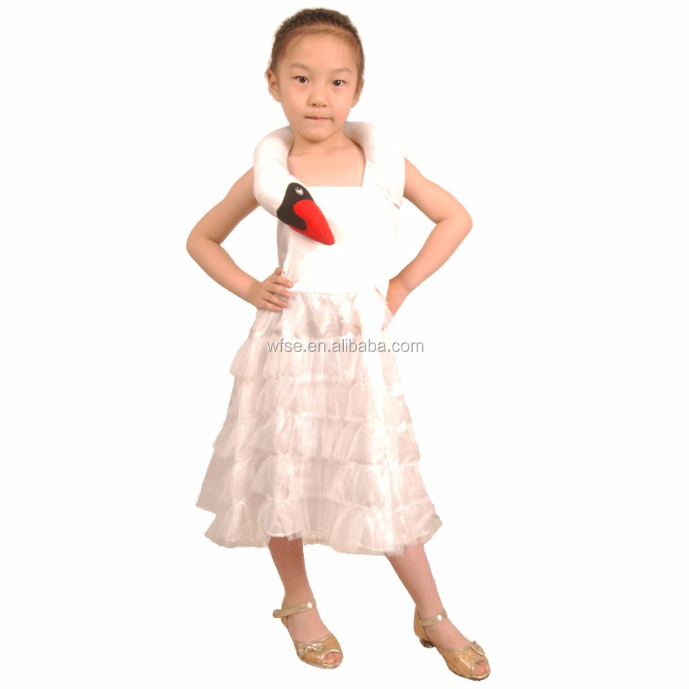 New! Kids White Swan Lake Ballet Tutu Costume,Kids Tutu Skirts,Tutu Dress For Kids