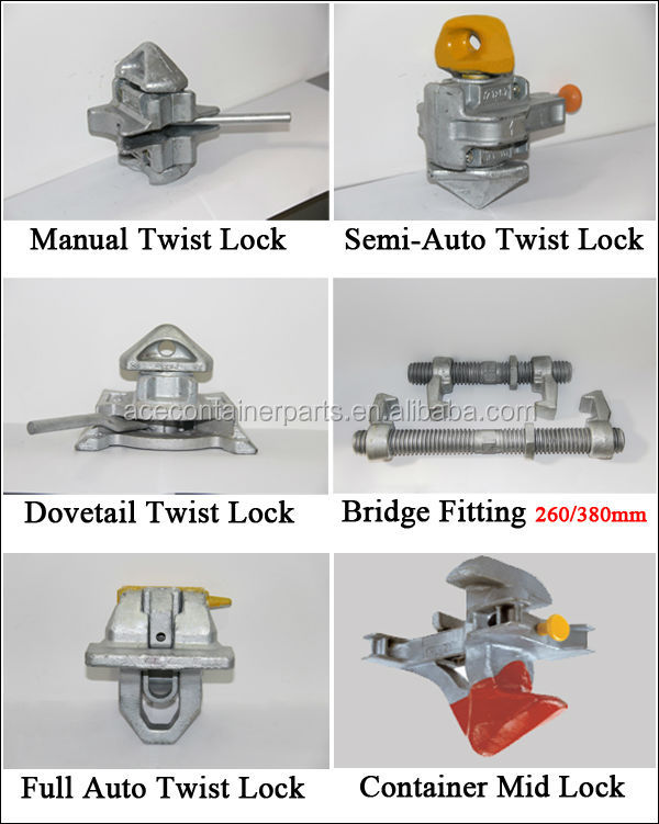 Casting And Forged Steel Container Lashing Materials Buy