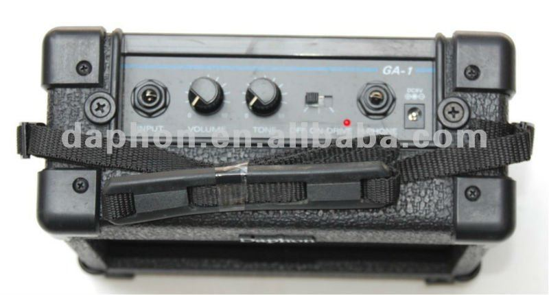 Daphon professional mini amplifier guitar GA-1
