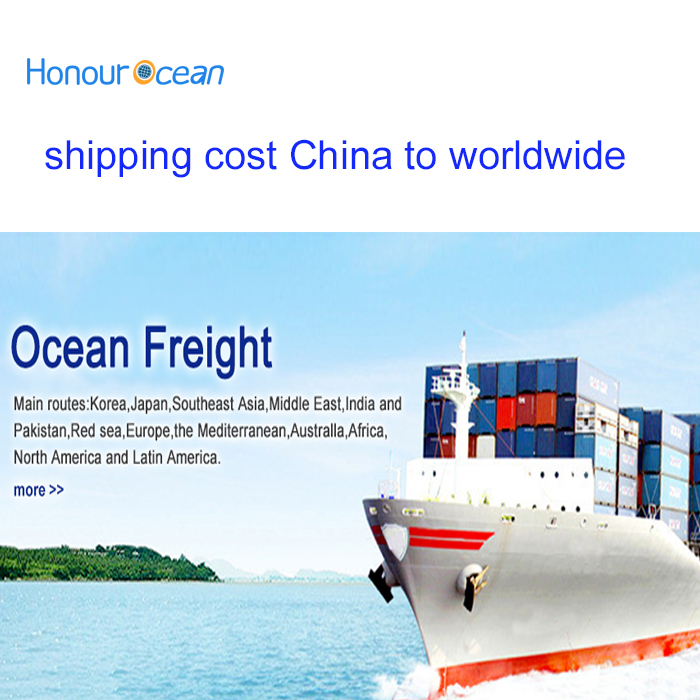 Tmall/taobao agent/1688 sea freight shipping container to Canada USA America New Zealand France Australia Germany Spain