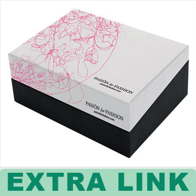 Wholesale Custom Drop Front Cardboard Giant Shoe Box