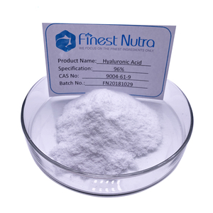 High Purity 99% Food/Cosmetic/Medical Grade Sodium Hyaluronate Hyaluronic Acid for Sale