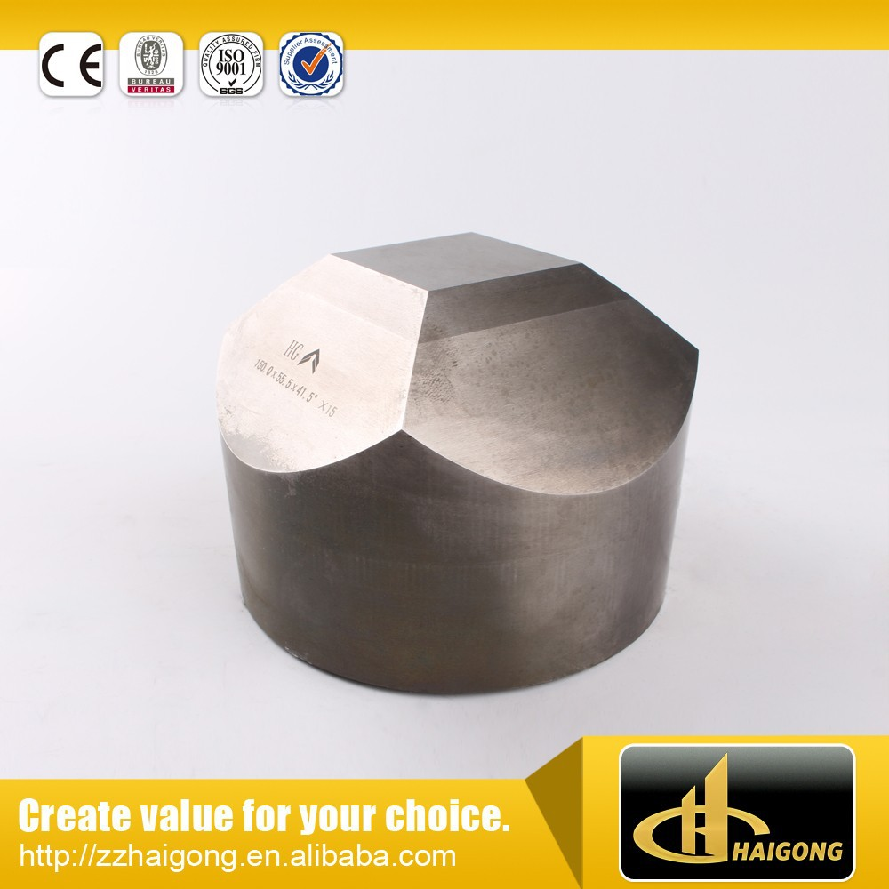 OEM direct sale synthetic diamond tungsten carbide anvil
